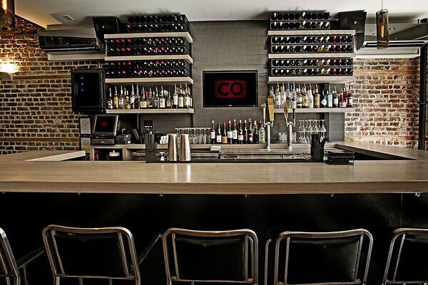 Modern Restaurant Scenes In Charleston SC