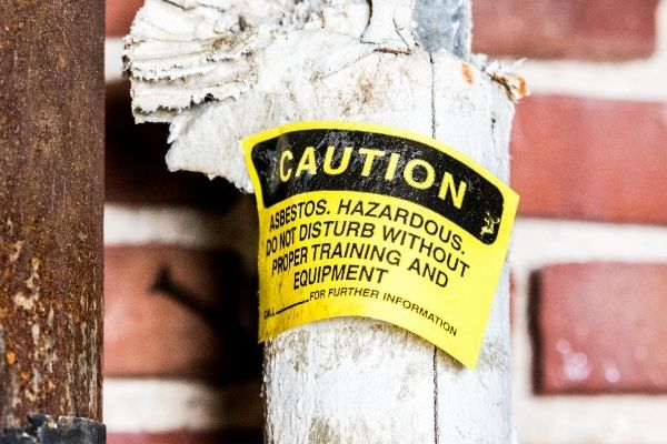 Many historic homes still harbor plenty of asbestos